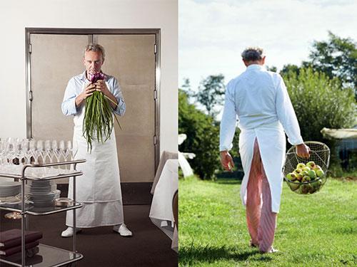 100 chefs inesquecíveis: Alain Passard