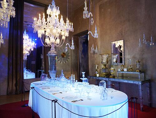 Museu Baccarat Paris