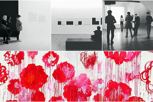 Instagram e museus franceses. Centre Pompidou