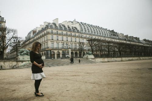 gravidez na França
