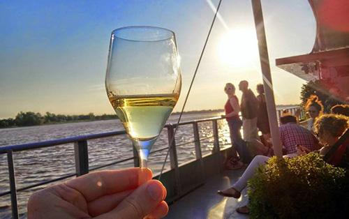 cruzeiro degustação de vinhos em Bordeaux
