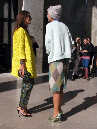 Eventos de moda em Paris em 2017
