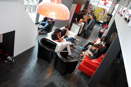 Manga café Paris