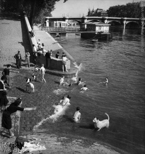 nadar no sena