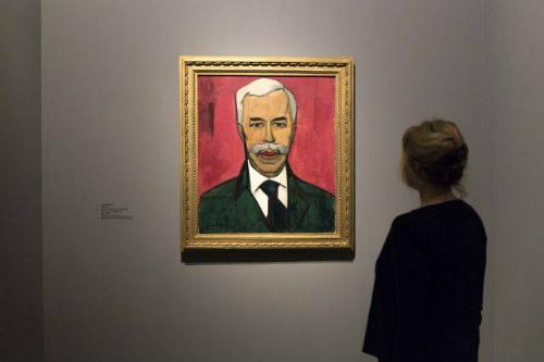 icones da arte moderna