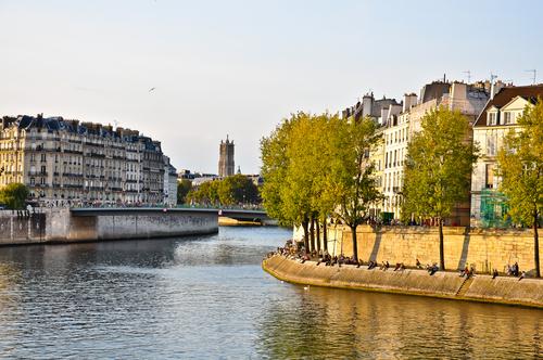 Ser europeu. Ou RER para Versailles
