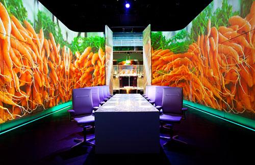 Restaurante Ultraviolet