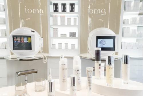 cosméticos personalizados em Paris