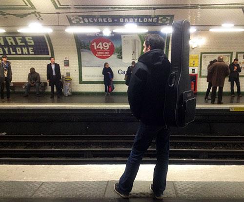 bd7c3dbcefe Paris: guarde o ticket do metro | Conexão Paris