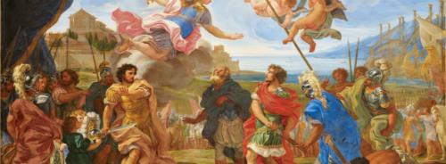 exposição de arte italiana