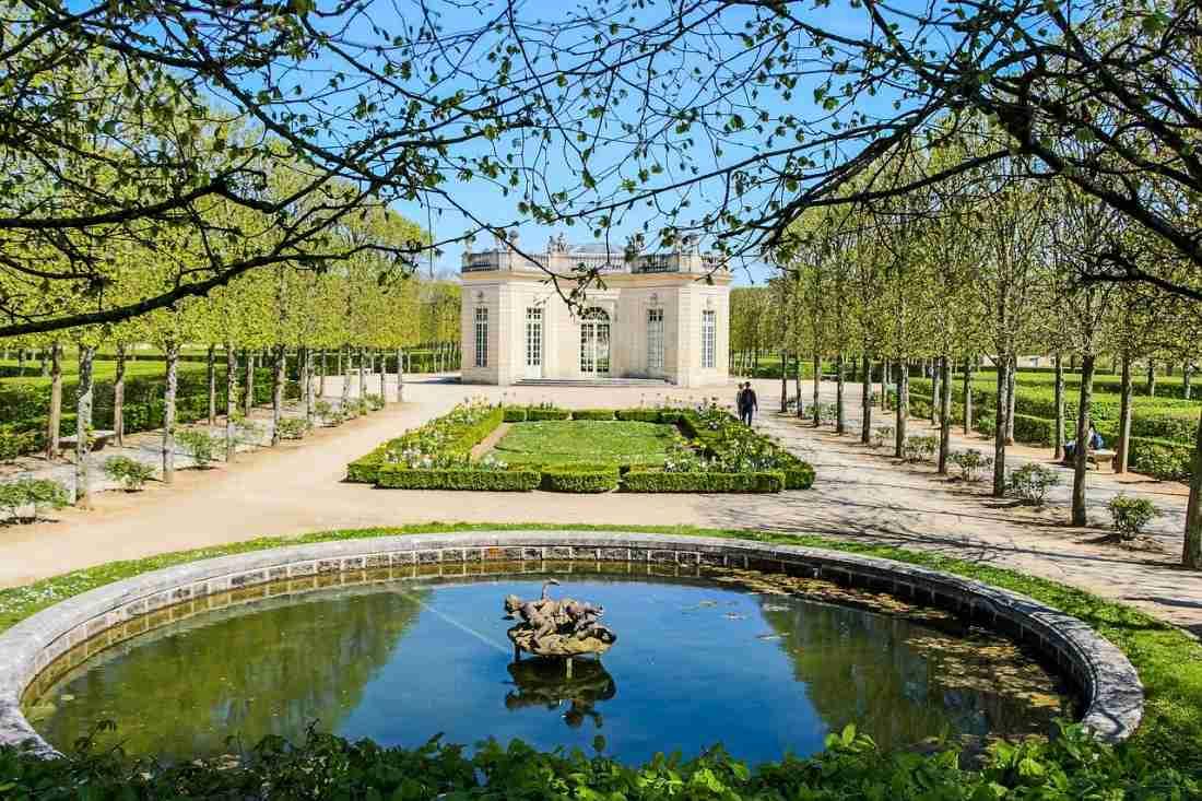 Petit Trianon of Versailles
