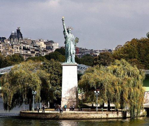 Estátua da Liberdade de Paris
