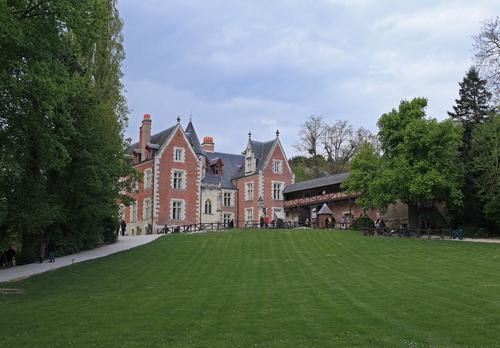 O que fazer no Vale do Loire? Conhecer a residência de Leonardo da Vinci, Clo Lucé