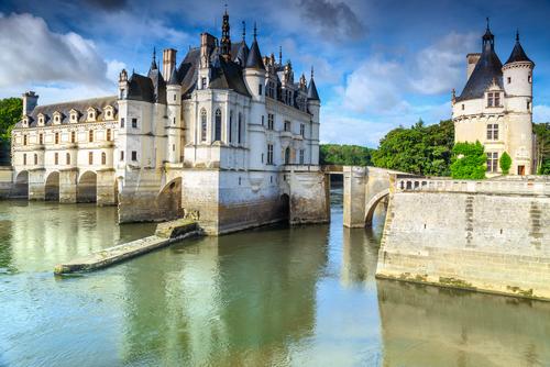 O que fazer no vale do Loire? Visitar o castelo de Chenonceau