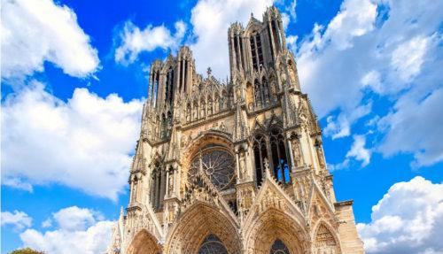 visita guiada a Reims