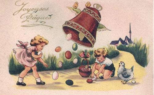 tradições da Páscoa na França