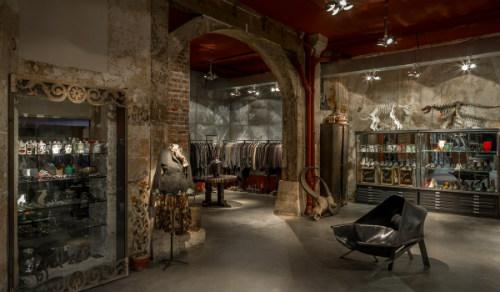 lojas mais bonitas de Paris