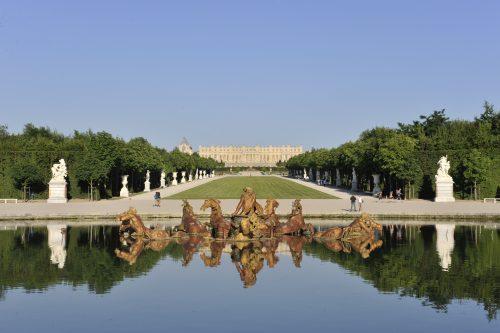 visita guiada à Versailles