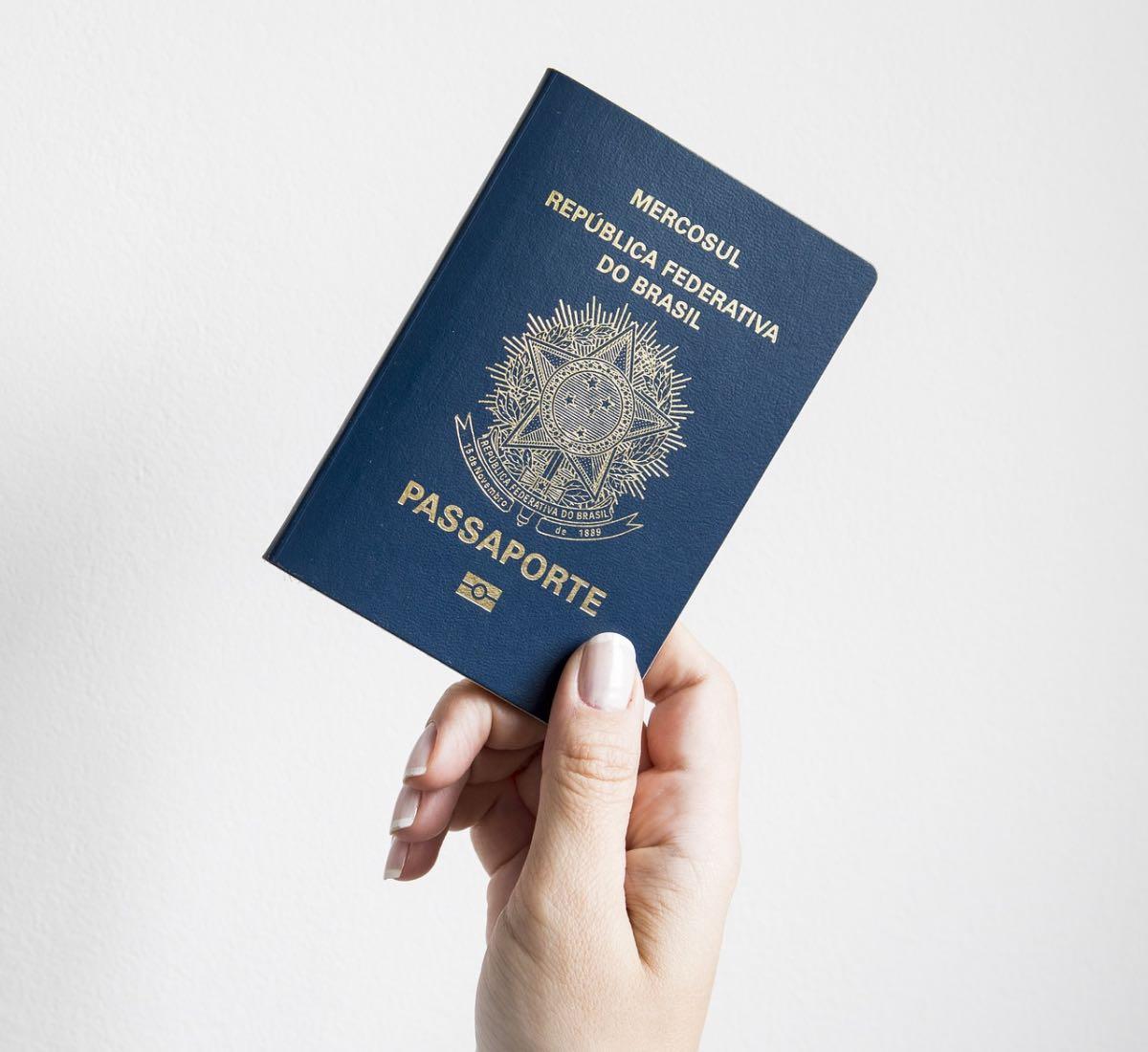 Documentos necessários para entrar na França passaporte
