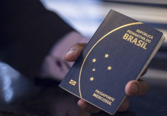 passaporte brasileiro documentos necessarios entrar França