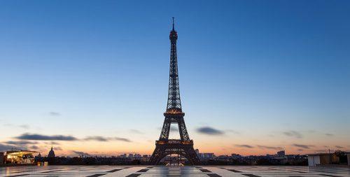 torre eiffel trocadero