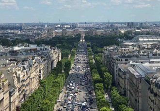 avenida champs elysees