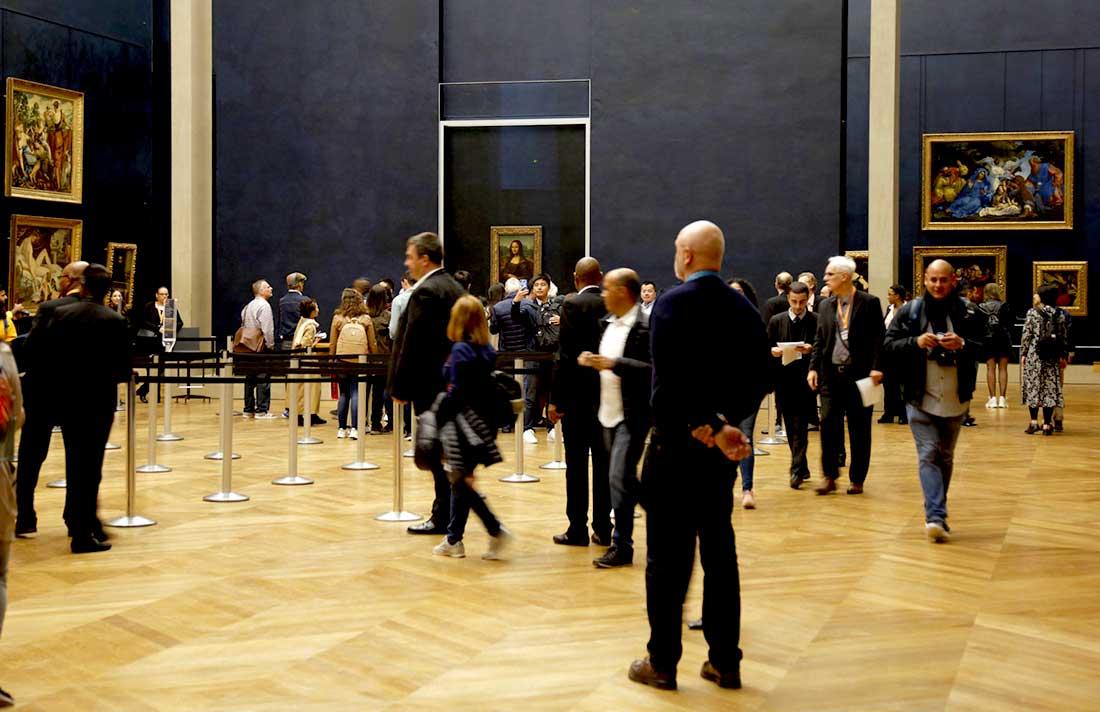 Louvre Museum, main artworks