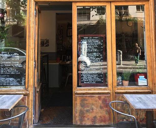 Bons restaurantes em Montmartre