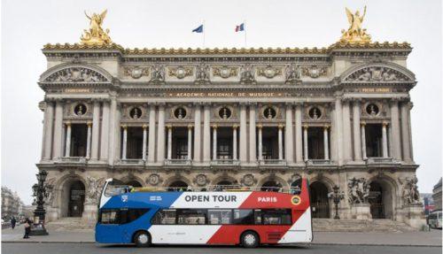 city tour de Paris