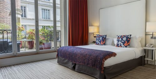 hotel Intercontinental Marceau