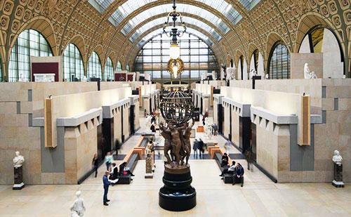 Museu Orsay eleito o melhor do mundo
