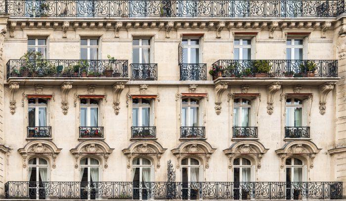 como vivem os parisienses