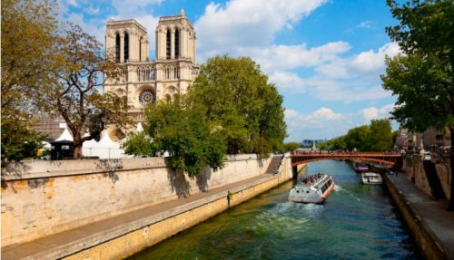 Natal e Reveillon em Paris