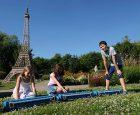 Paris com crianças | Visite o Parque de Miniaturas