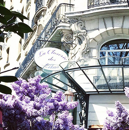 História dos cafés de Paris