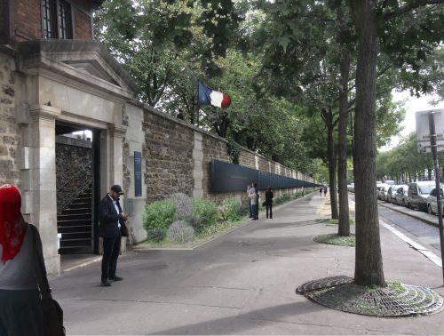 Monumento aos parisienses mortos durante a 1ª Guerra Mundial
