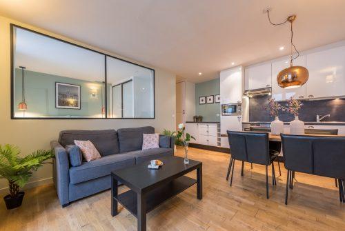 Apartamento para locação perto da Torre Eiffel