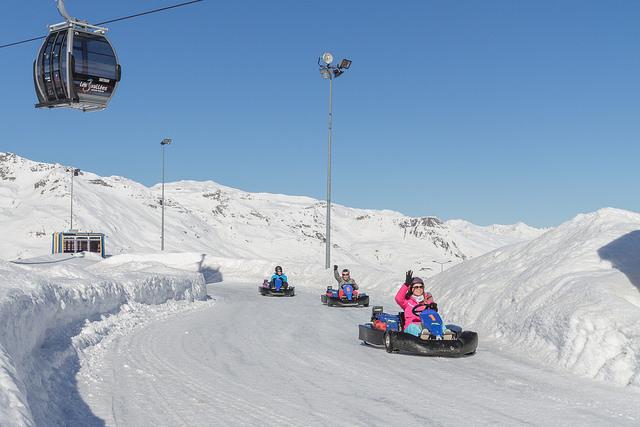 Estação de esqui de Val Thorens