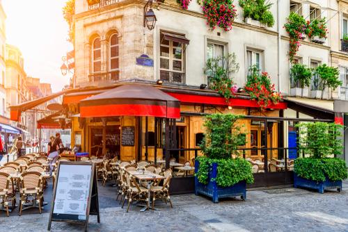 bistros parisienses