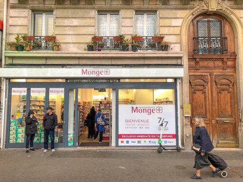 farmácia Monge