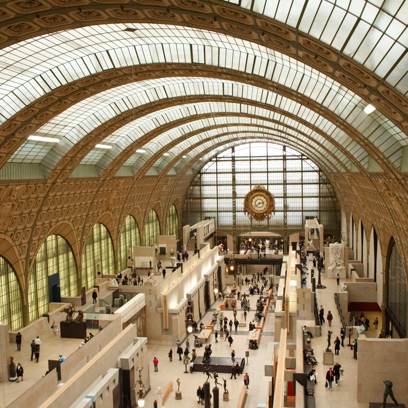 ingresso museu orsay