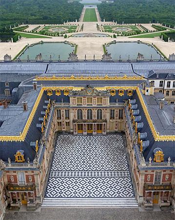Aplicativo do Castelo de Versalhes