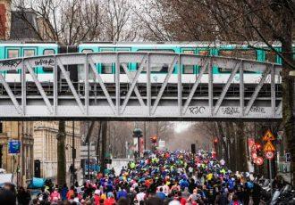 Corridas em paris 2019