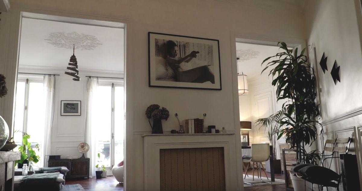 casa parisiense