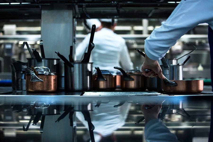 Curso culinária Hotel Ritz