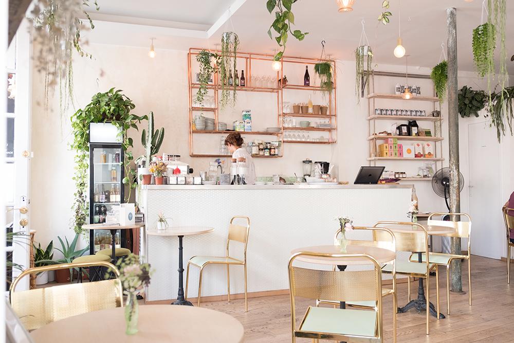 Restaurantes vegetarianos em Paris