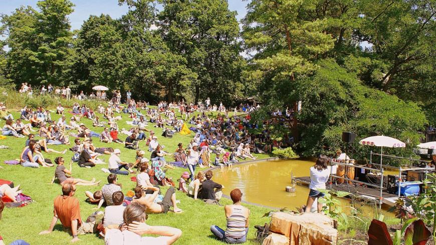 Festivais de música do verão parisiense