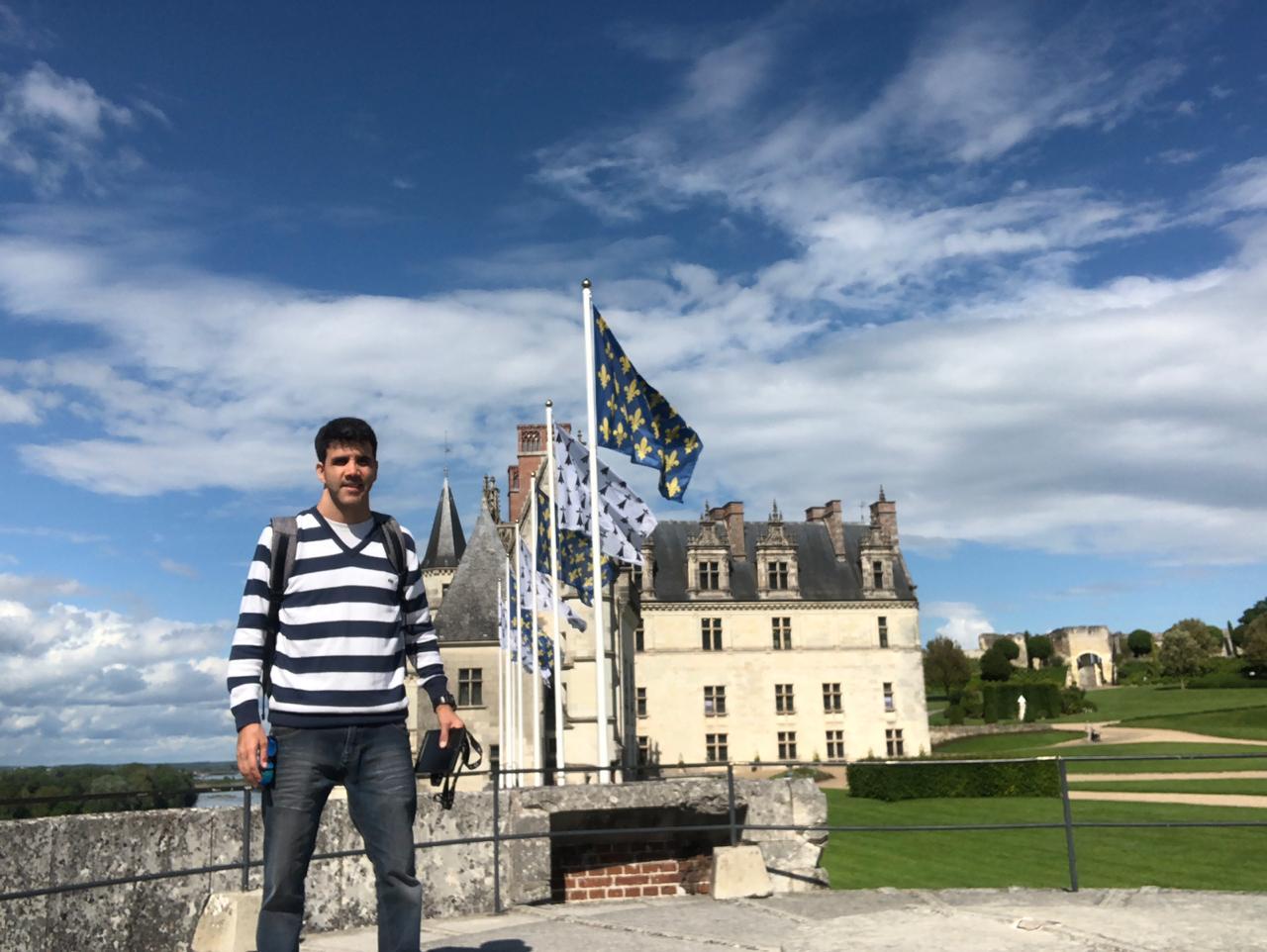 Viagem de bike auto-guiada pelo Vale do Loire