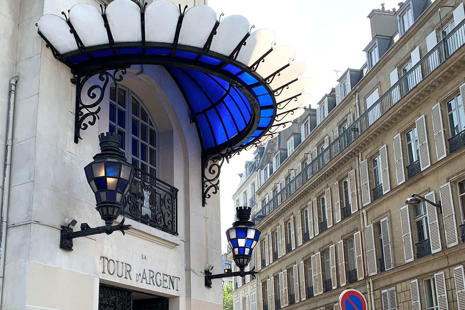 Restaurante Tour D'Argent