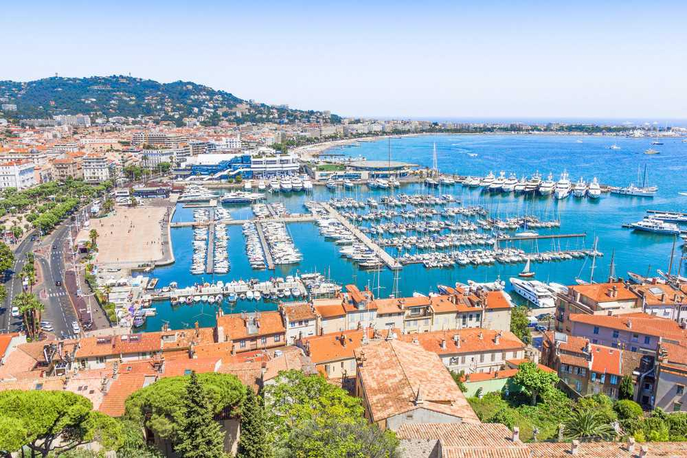 O que visitar na Côte d'Azur: Cannes.